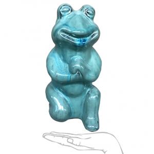 Sitting Frog 15x15x29cm